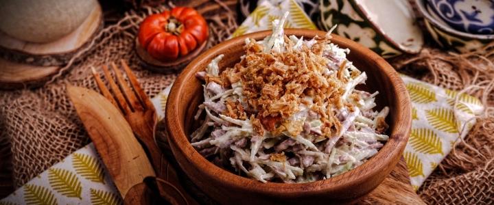 """классический салат """"Ташкент"""""""