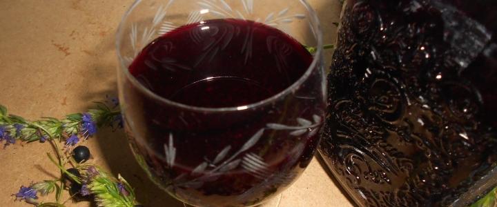 простой рецепт вина из рябины