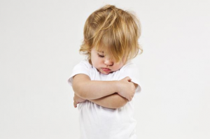 поведение ребенка
