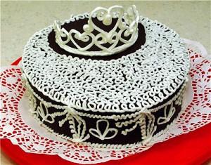 Как украсить торт айсингом