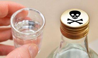 Алкогольное отравление – симптомы и первая помощь