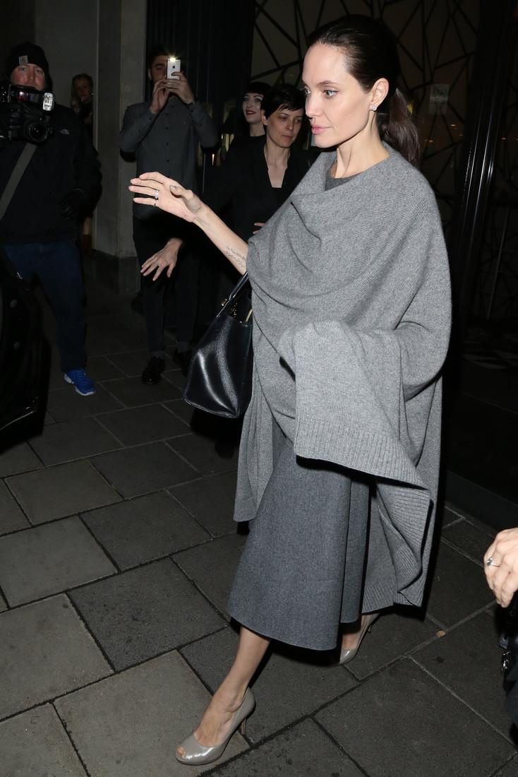 Анджелина Джоли последние новости