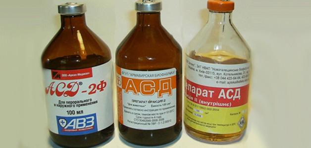 Асд фракция - польза, вред и применение лекарства