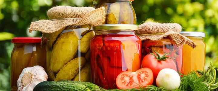 Ассорти из овощей на зиму – 6 рецептов