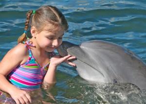 Аутизм и дельфинотерапия