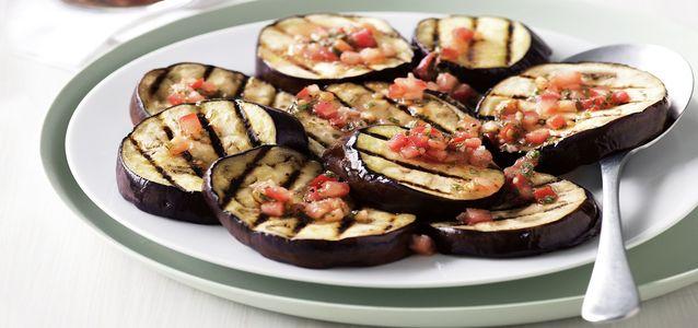Баклажаны и кабачки на мангале рецепт