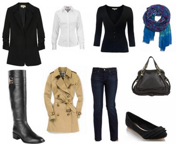 Базовая одежда