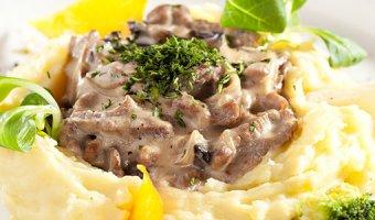 Бефстроганов из говядины – 5 изысканных рецептов