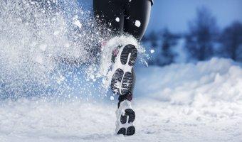 Зимняя пробежка – польза и вред бега зимой