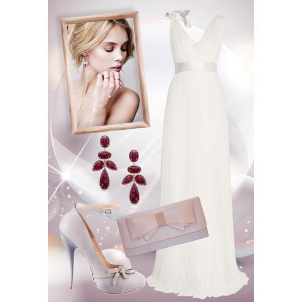Белое платье греческий стиль