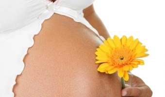 Извлекаем пользу из масел, находясь в положении – масла для красоты и здоровья
