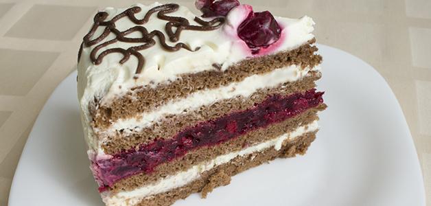 Простые рецепты бисквитных тортов вкусных
