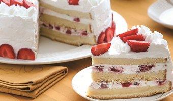 Бисквитный торт – простые и очень вкусные рецепты