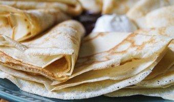 Блины на сметане – бабушкины рецепты блинчиков