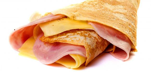 Блины с сыром - рецепты вкусных блинчиков