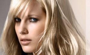 Краска для блондинок без желтизны