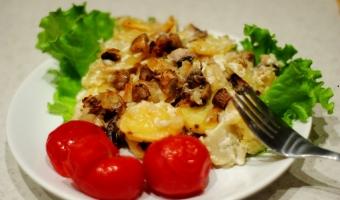 Блюда из грибов – вкусные и простые рецепты с фото