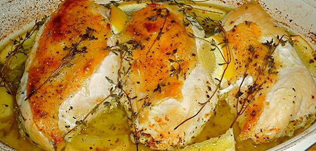 Блюда из курицы рецепты