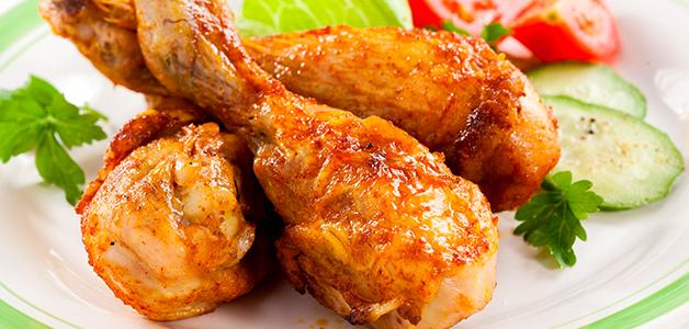 Вкусные блюда из курицы