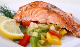 Диетические блюда из рыбы