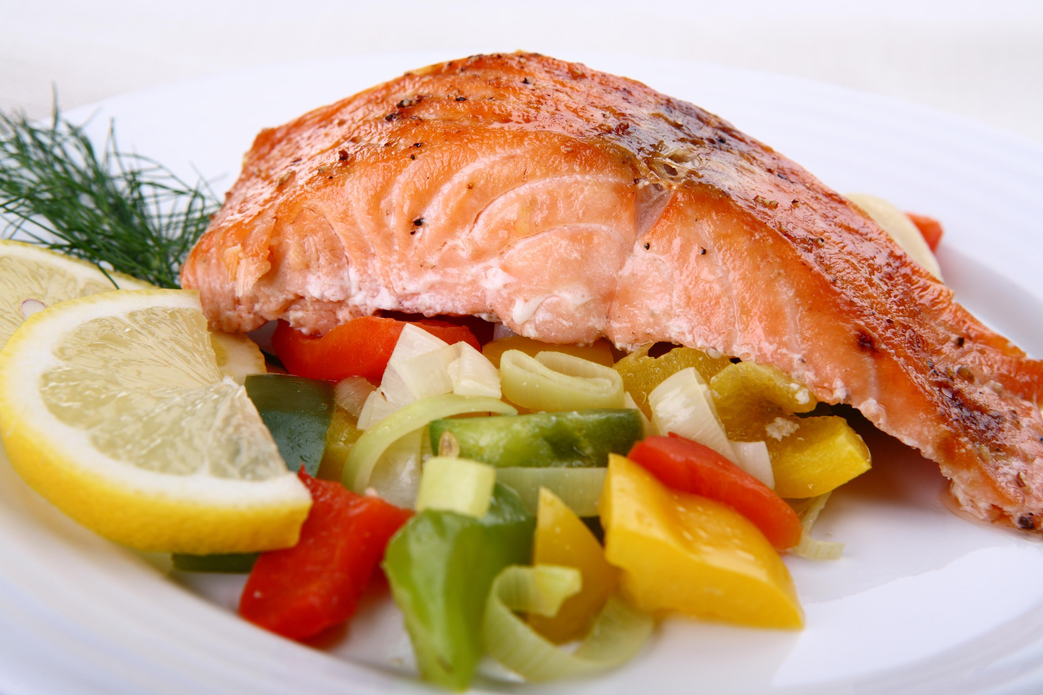 здоровая еда блюда