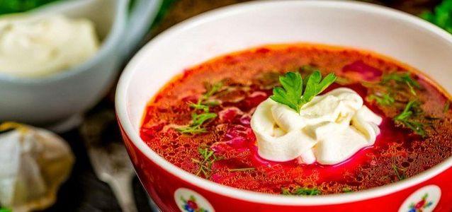 борщ с крапивой рецепт пошагово