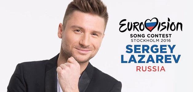 Британские журналисты считают Сергея Лазарева фаворитом Евровидения