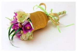 Букет цветов на 1 сентября