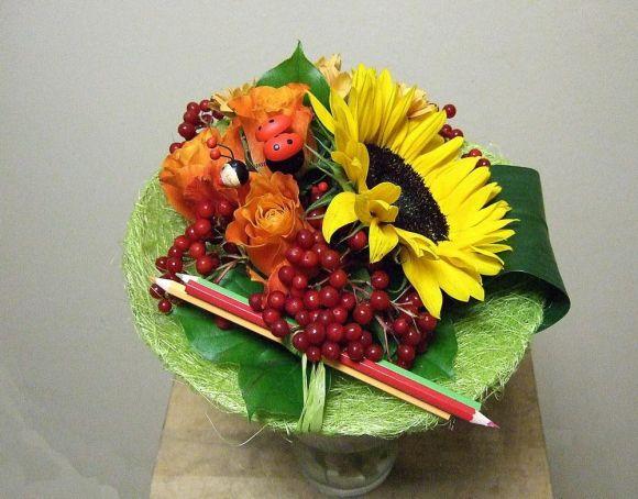 Оформление цветов своими руками фото фото 782