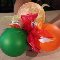 Подарок учителю из конфет