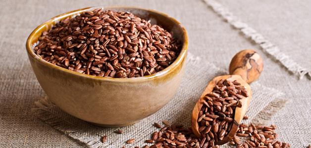 Польза и вред бурого риса
