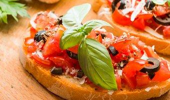 Бутерброды на праздничный стол – вкусные рецепты