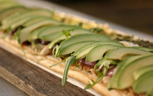 Бутерброды на пикник