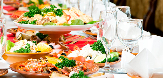 Быстрые закуски - рецепты праздничный на стол