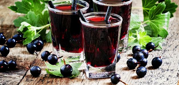 Польза чая из черной смородины