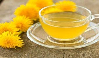 Чай из одуванчиков – рецепты тонизирующего напитка