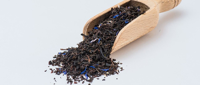 Чай с бергамотом