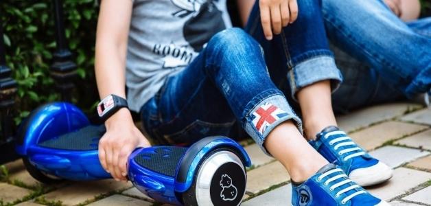 гироскутер опасен для ребенка
