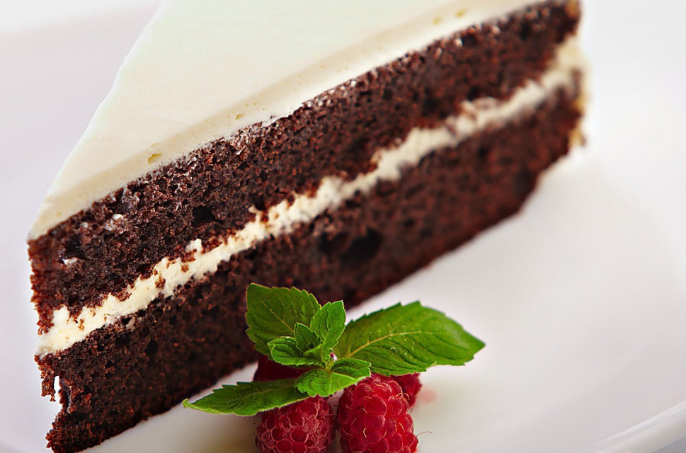 Черёмуховый торт со сметаной рецепт