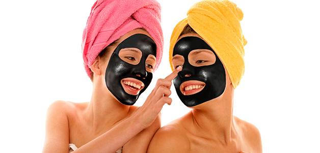 Черная маска от черных точек - рецепт и применение
