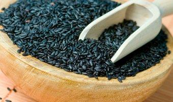 Черный рис – польза и вред черного риса