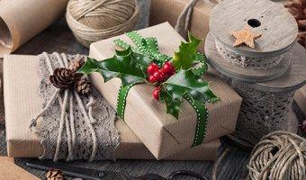 Идеи Рождественских подарков – что подарить близким на Рождество