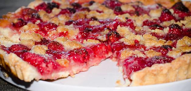 Рецепт цветаевского пирога