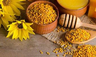 Цветочная пыльца – польза и применение