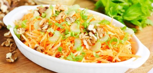 Салат из топинамбура для диабетиков