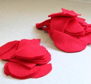 подушка с розой 2