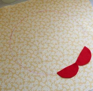 подушка с розой 3