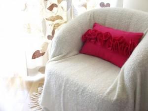 подушка с фетром