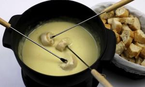 Сырное фондю рецепт