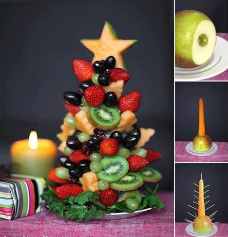 Десерт для детей на Новый год
